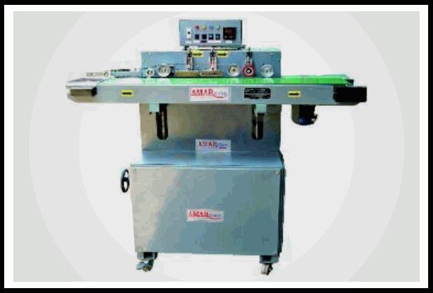 Horizontal Band Sealing Machines|band sealer machines