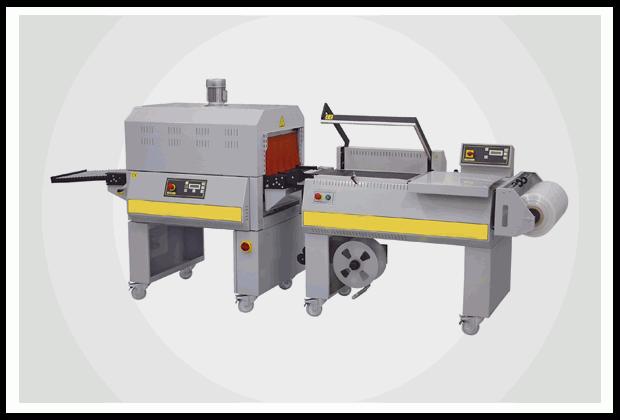 manual l sealer machine